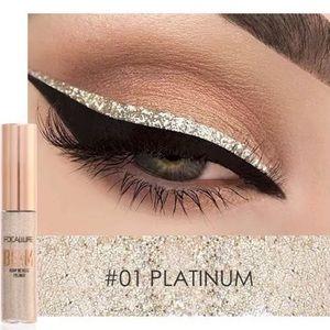 Diamond Liquid Eyeliner Platinum #1
